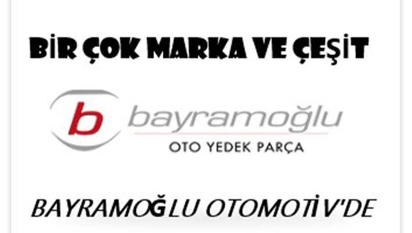 BAYRAMOGLU PARÇA